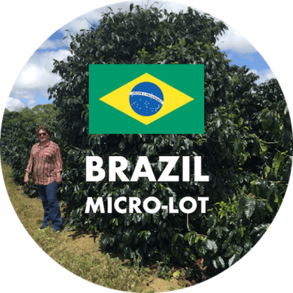 Specialty coffee from Brazil