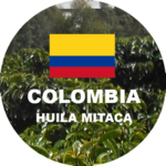 Colombia Huila green coffee beans