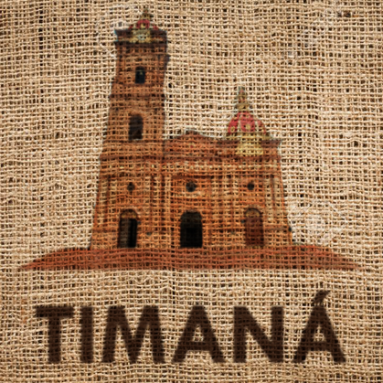 Imported Colombian Green Coffee from Timana