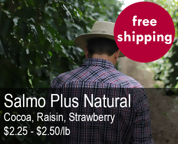 Buy Salmo Plus Natural and get free shipping on sale - $2.25 - $2.50/lb